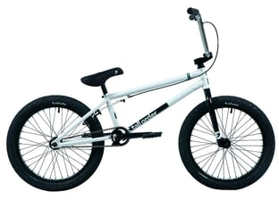 "Tall Order ""Pro"" 2020 BMX Rad - Gloss White"