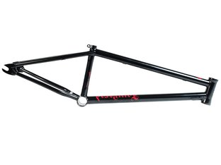 "Tempered Bikes ""Night Child"" BMX Rahmen"
