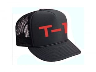 "Terrible One ""Badge Mesh"" Trucker Kappe"