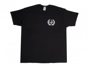 "The Fella BMX ""Hoppe 47"" T-Shirt - Black"