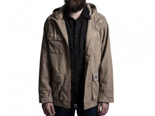 The Fella BMX Jacket - Beige