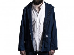 The Fella BMX Jacket - Navy
