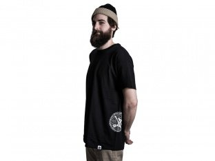 "The Fella BMX ""Spare Ribs"" T-Shirt - Black"
