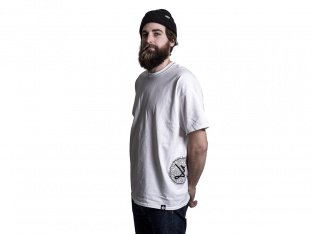 "The Fella BMX ""Spare Ribs"" T-Shirt - White"