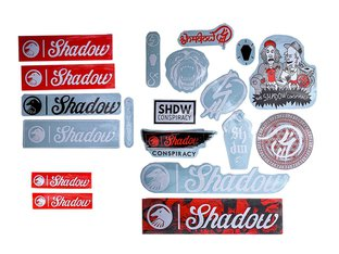 The Shadow Conspiracy 2018 Stickerset