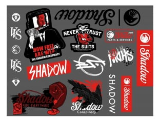 The Shadow Conspiracy 2020 Stickerset