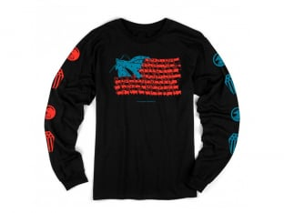 "The Shadow Conspiracy ""BCWYF"" Longsleeve - Black"