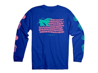 "The Shadow Conspiracy ""BCWYF"" Longsleeve - True Blue"