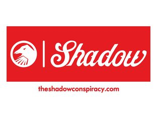 The Shadow Conspiracy Banner - Red/White