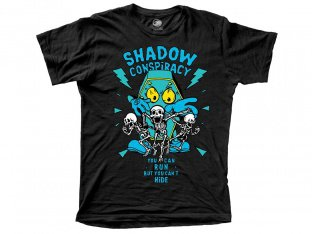 "The Shadow Conspiracy ""Can`t Hide"" T-Shirt - Black"