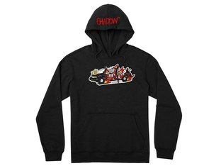 "The Shadow Conspiracy ""Cat Riot"" Hooded Pullover - Black"