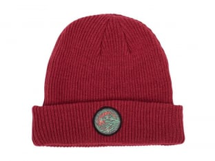 "The Shadow Conspiracy ""Chimera Wool"" Beanie - Burgundy"