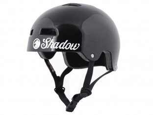 "The Shadow Conspiracy ""Classic"" Helmet - Gloss Black"