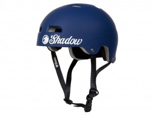 "The Shadow Conspiracy ""Classic"" Helmet - Matte Blue"