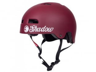 "The Shadow Conspiracy ""Classic"" Helm - Matte Burgundy"