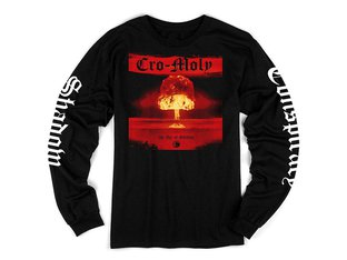 "The Shadow Conspiracy ""Cro-Moly"" Longsleeve - Black"