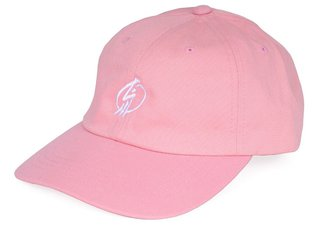 "The Shadow Conspiracy ""Crow Tag Dad"" Cap - Pink"