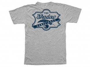 "The Shadow Conspiracy ""Feather"" T-Shirt - Heather Grey"