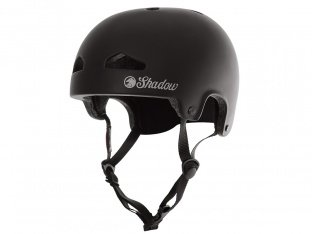 "The Shadow Conspiracy ""Featherweight In-Mold"" Helm - Matte Black"