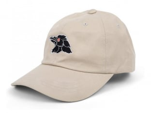 "The Shadow Conspiracy ""Finest Dad"" Cap - Stone Grey"