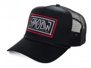 "The Shadow Conspiracy ""Hell Bent Trucker"" Kappe - Black"