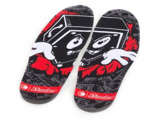 "The Shadow Conspiracy ""Invisa Lite Pro"" Insoles - Mr.Coffin OS"
