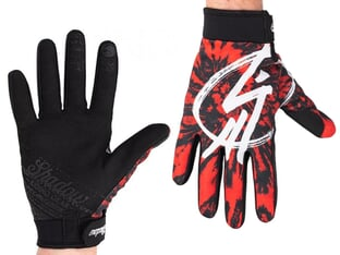 "The Shadow Conspiracy ""Junior Conspire Red Tye Die"" Gloves"