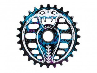 "The Shadow Conspiracy ""Kobra 28T"" Sprocket - Extinguish Ltd Color"