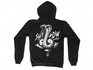 "The Shadow Conspiracy ""Kobra"" Hooded Zipper - Black"