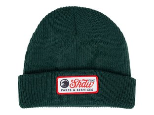 "The Shadow Conspiracy ""Mechanic"" Beanie - Dark Green"
