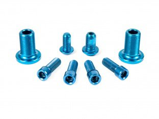 "The Shadow Conspiracy ""Noctis"" Crank Bolt Kit"