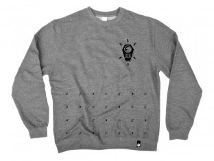 "The Shadow Conspiracy ""Palladium"" Pullover - Grey"