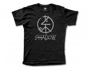"The Shadow Conspiracy ""Peace"" T-Shirt - Black"