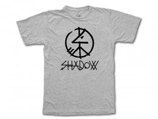"The Shadow Conspiracy ""Peace"" T-Shirt - Deep Heather Grey"