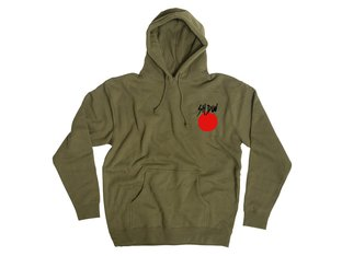 "The Shadow Conspiracy ""Rising"" Hooded Pullover - Army"