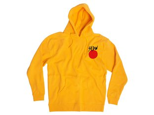 "The Shadow Conspiracy ""Rising"" Hooded Pullover - Yellow"