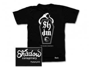 "The Shadow Conspiracy ""Serpent"" T-Shirt - Black"