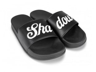 "The Shadow Conspiracy ""Sliders"" Flip-Flops"