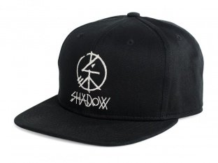 "The Shadow Conspiracy ""Squadra Snapback"" Kappe - Black"