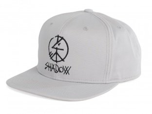 "The Shadow Conspiracy ""Squadra Snapback"" Kappe - Grey"
