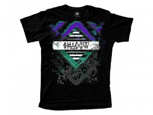 "The Shadow Conspiracy ""Substance"" T-Shirt - Black"