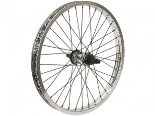 "The Shadow Conspiracy ""Truss X Symbol Cassette"" Rear Wheel"