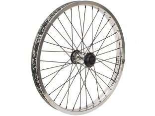 "The Shadow Conspiracy ""Truss X Symbol"" Front Wheel"