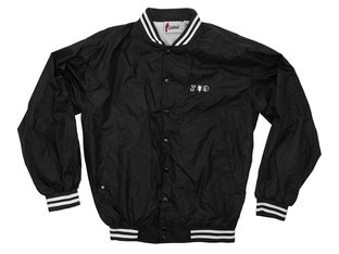 "The Shadow Conspiracy ""Tactical"" Windbreaker Jacket - Black"
