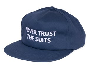 "The Shadow Conspiracy ""The Suits Snapback"" Cap - Navy"