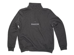 "The Shadow Conspiracy ""VVS Fleece"" Pullover - Dark Grey Heather"