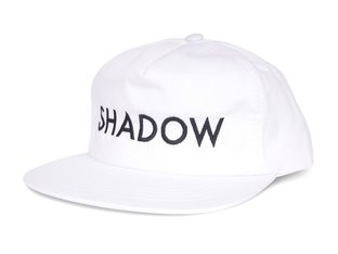 "The Shadow Conspiracy ""VVS Snapback"" Cap - White"