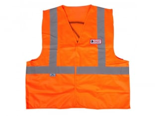 "The Shadow Conspiracy ""Warsaw"" Vest - Orange"