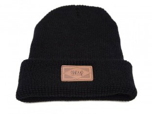"The Trip ""Double Knit"" Beanie"