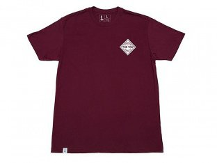 "The Trip ""Hot Sauce"" T-Shirt - Maroon Red"